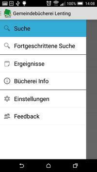 Gemeindebücherei Lenting apk screenshot