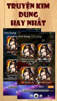 Truyện Kiếm Hiệp (Audio) poster