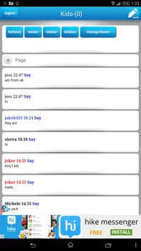 Lite Chat Room - Chat786 apk screenshot