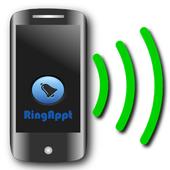 RingAppt-Auto Volume Adjuster icon