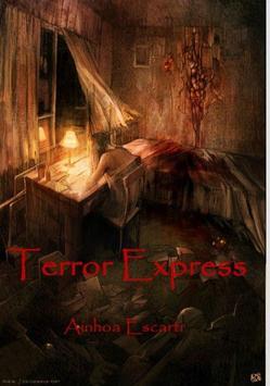 Terror express -Ainhoa Escarti poster