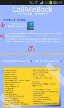 CallMeBack App (WorldWide) poster