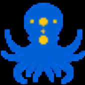 OctoChat (Wi-Fi Chat) icon