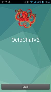 OctoChat (Wi-Fi Chat) poster