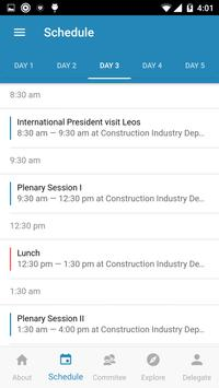 Leo Isaame Forum 2016 apk screenshot