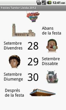 Festes Tardor Lleida 2012 poster