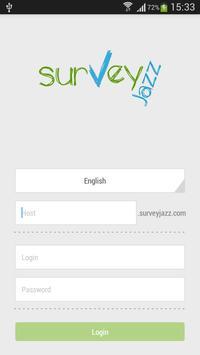 SurveyJazz poster