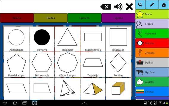 Alternatyvioji komunikacija LT apk screenshot