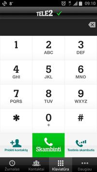 Tele2 Call apk screenshot