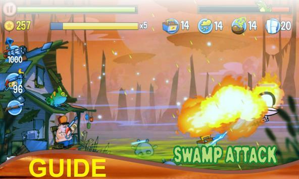 Guide Swamp Attack apk screenshot