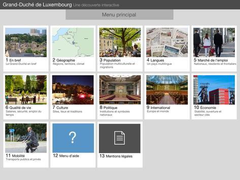 Exploring Luxembourg - FR apk screenshot