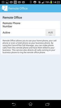 POST CloudPBX apk screenshot