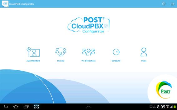 POST Configurator poster
