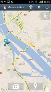 Sēnes Latvijā apk screenshot