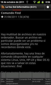 LaVozDelInformatico apk screenshot