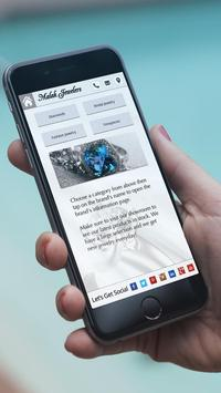 Malak Jewelers apk screenshot