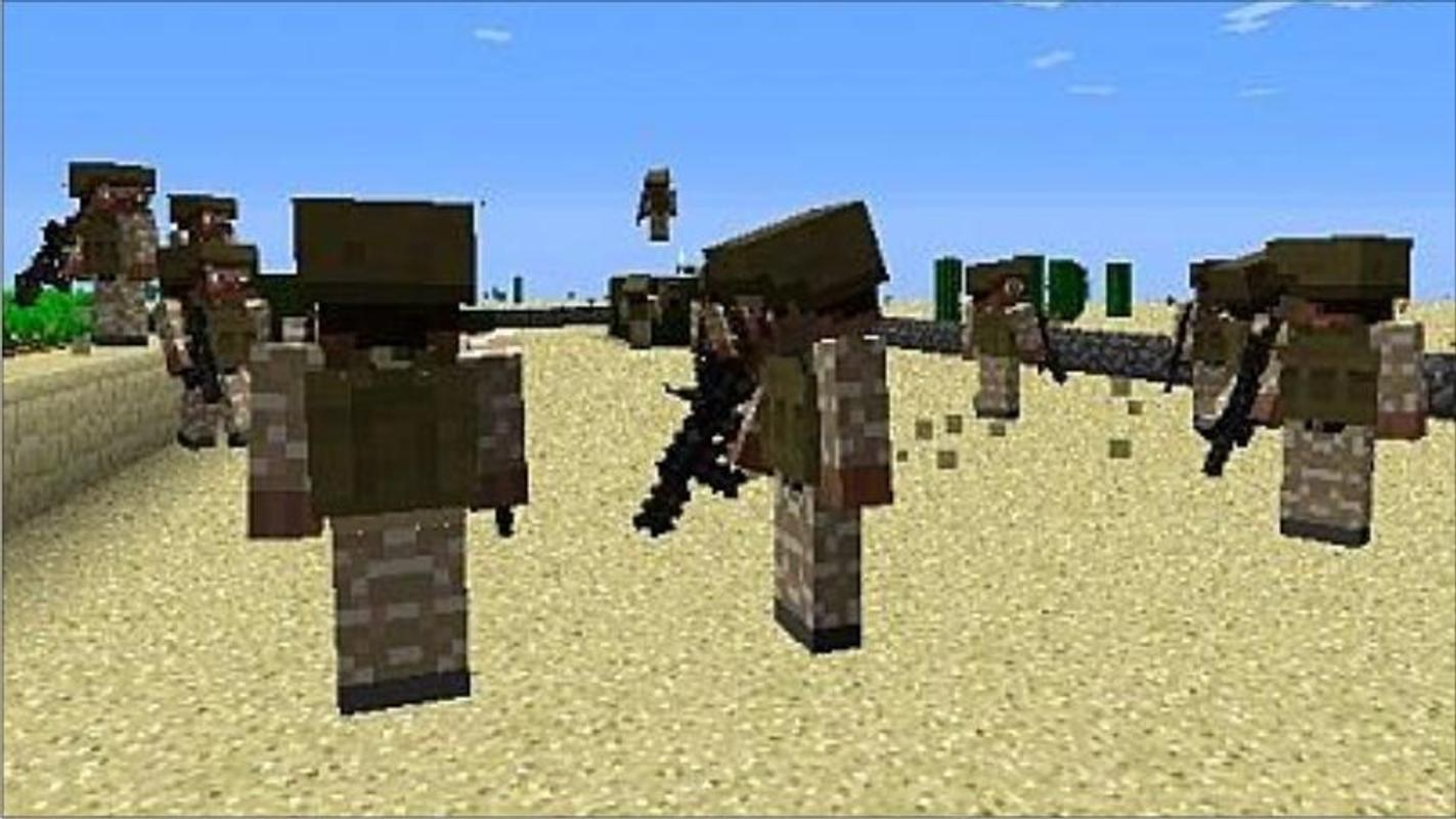 Battle Mod Minecraft APK Download
