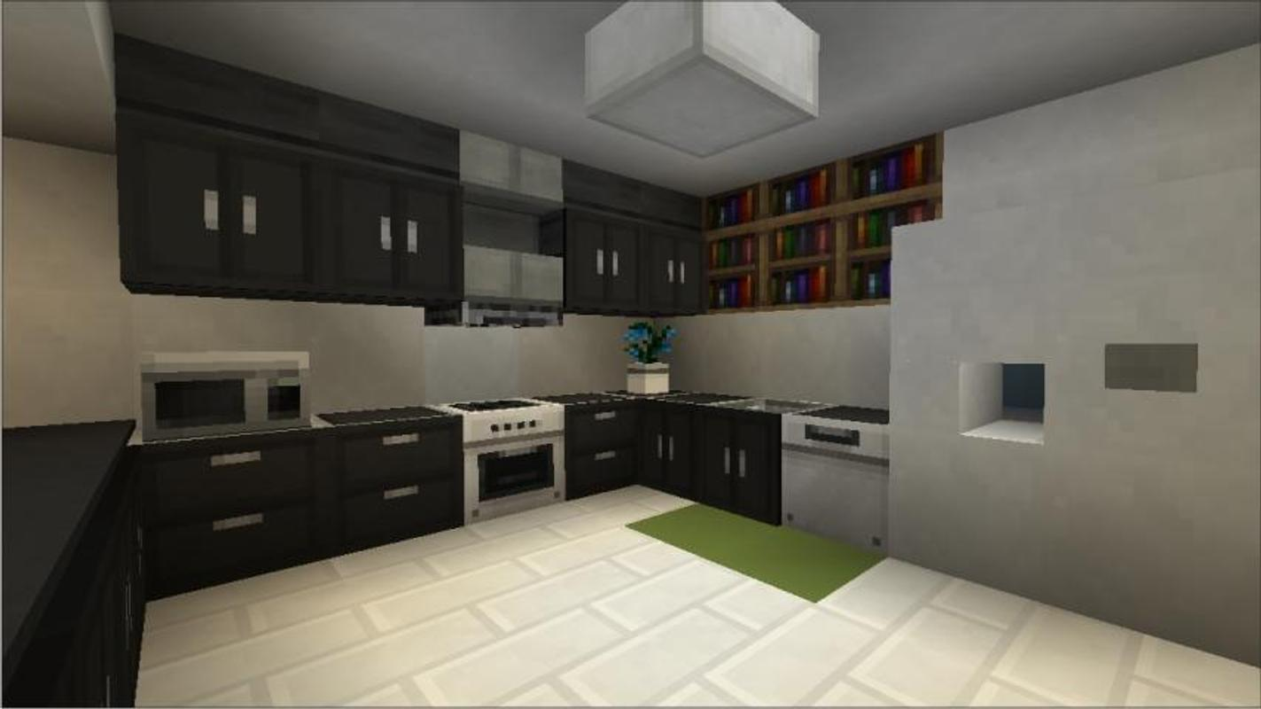 Kitchen craft ideas minecraft apk download free puzzle for Kitchen ideas minecraft