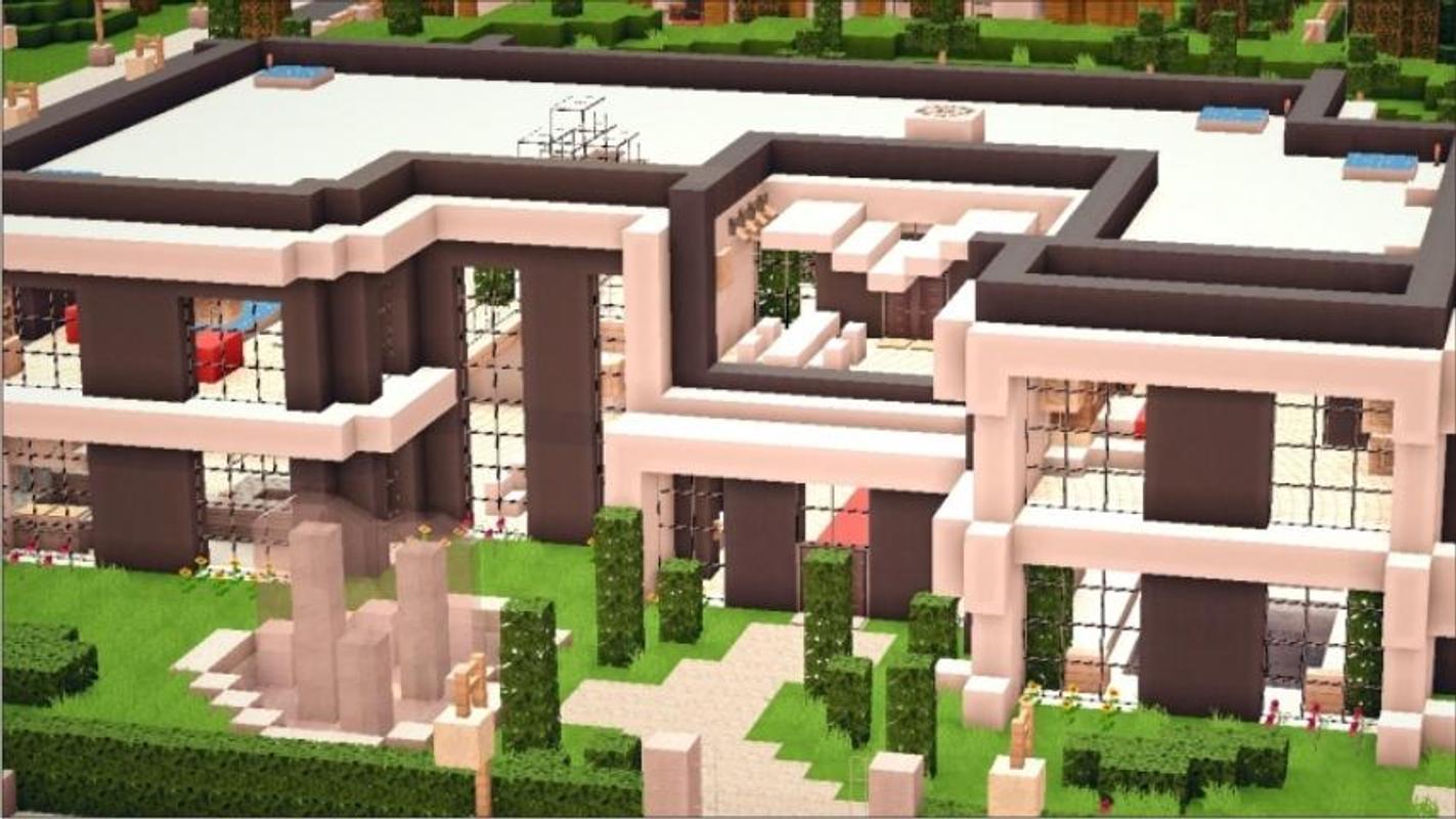 Craft House Minecraft APK Download
