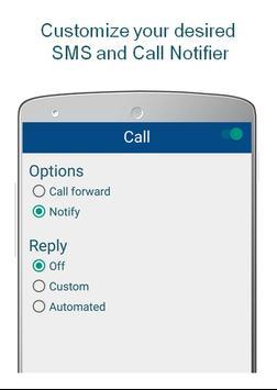 SMS + Call Forwarding apk screenshot