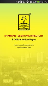 Myanmar Telephone Directory apk screenshot