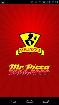 Mr.Pizza poster