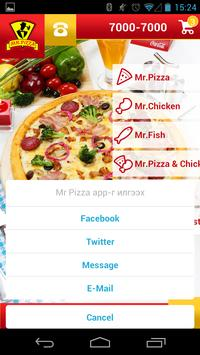 Mr.Pizza apk screenshot