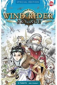 Wind Rider - Sky Age Preview poster