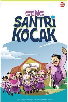 Geng Santri Kocak Preview poster