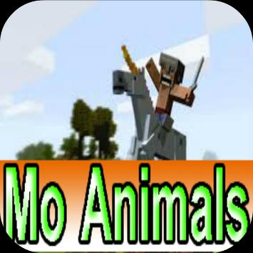 Mo Animals Mod for Minecraft poster