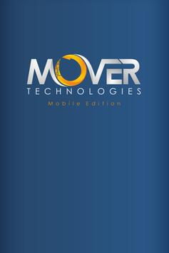 Mover Technologies - Mobile poster