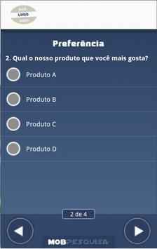 MobPesquisa apk screenshot