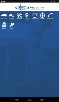 Velocity Truck Rental & Lease apk screenshot