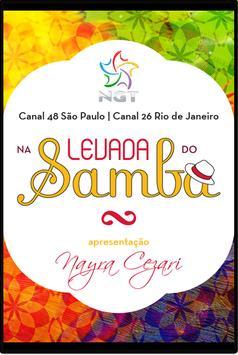 Na Levada do Samba poster