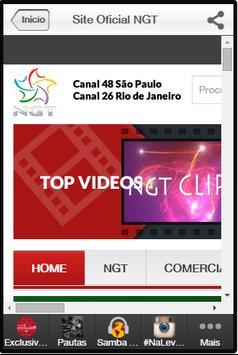 Na Levada do Samba apk screenshot