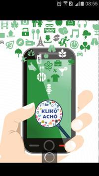 Kliko Acho GO poster