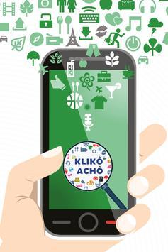 Kliko Acho GO apk screenshot