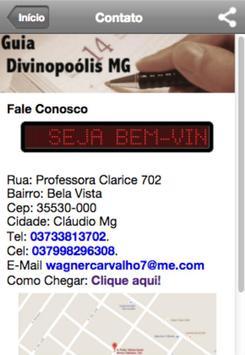 Guia Divinopolis Mg apk screenshot