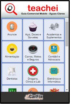 Teachei - Águas Claras poster