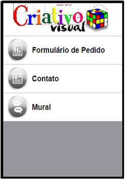 Criativo Visual apk screenshot