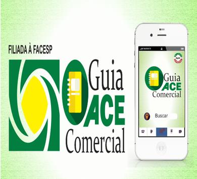 Guia Comercial de Aguai poster