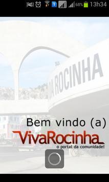 Viva Rocinha poster