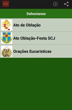 Dehonianos apk screenshot