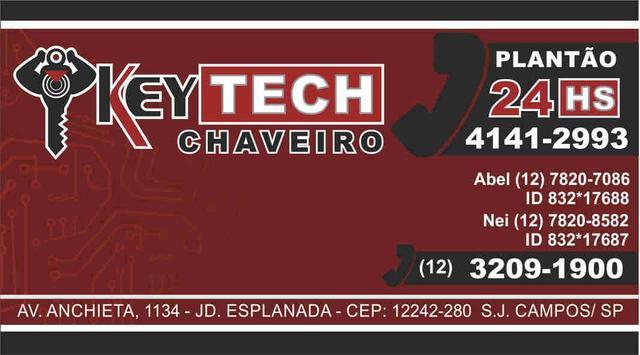 Chaveiro KeyTech poster