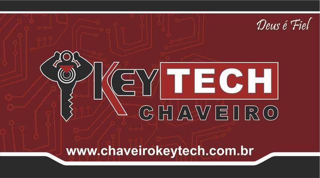 Chaveiro KeyTech apk screenshot