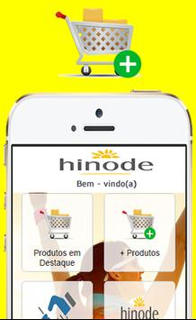 Hinode Loja Virtual apk screenshot