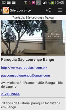 ParoquiaSL apk screenshot