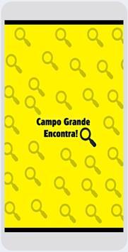 Campo Grande Encontra poster