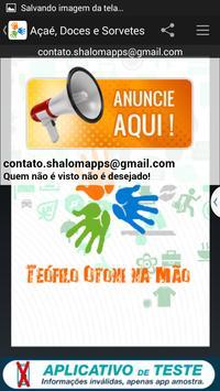 Teófilo Otoni na Mão apk screenshot