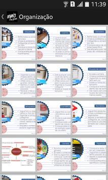 Organize sem Frescuras apk screenshot